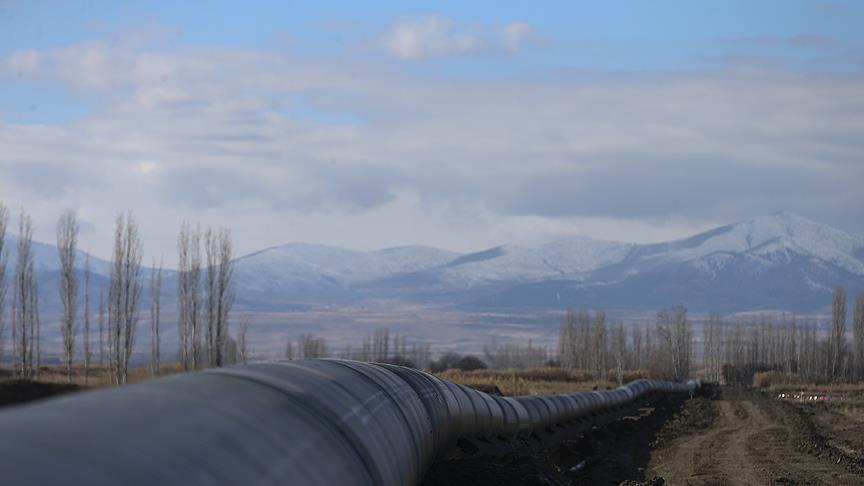 Gazoduc, TANAP, Azerbaïdjan, Europe