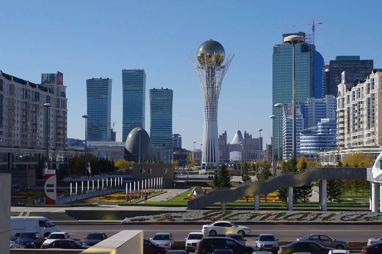 Kazakhstan, énergies renouvelables